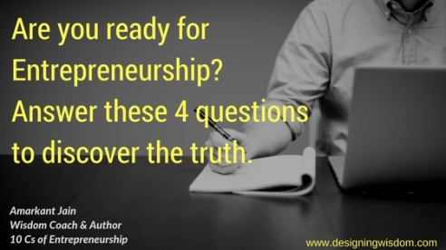 Questions Entrepreneurs must ask themselves