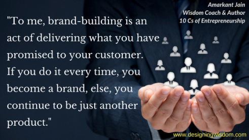 How to build brands