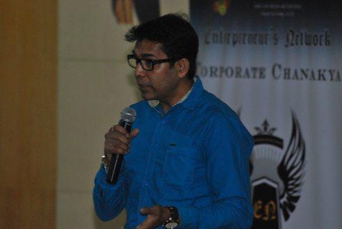 Amarkant Jain speech