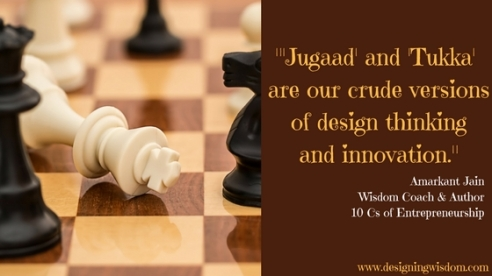 Jugaad and Tukka in business